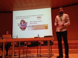 Dietista-Nutricionista Aitor Sánchez García