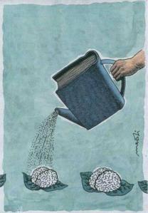 Alimentar la mente