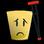 Zumo triste