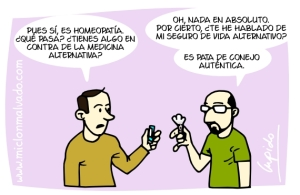 homeopatía alternativa