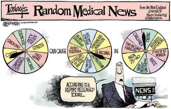 Random medical news