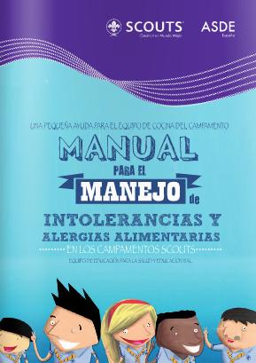 Manual para el manejo de intolerancias y alergias alimentarias