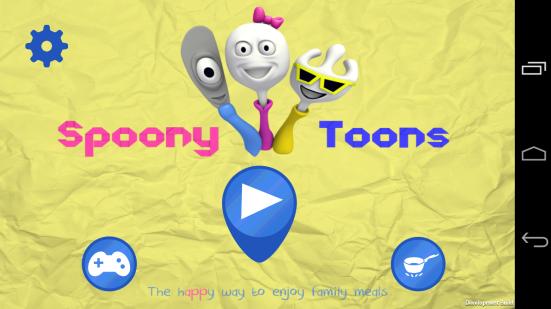 Spoony toons
