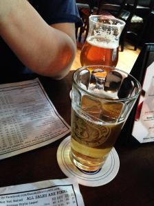 Cerveza en grupo