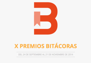 Bitácoras 2014