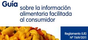 Guía información alimentaria