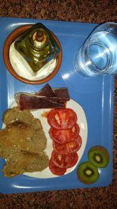 Desayuno Paloma