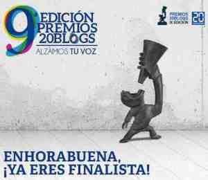 IX edición premios 20 blogs