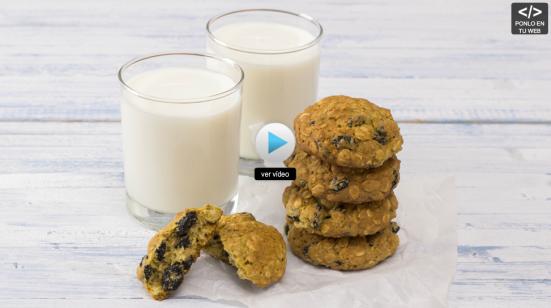 Un desayuno no tiene que llevar siempre galletas y cereales