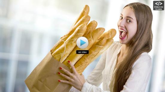 Pan cada día o engorda