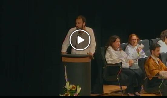 Discurso graduación nutrición