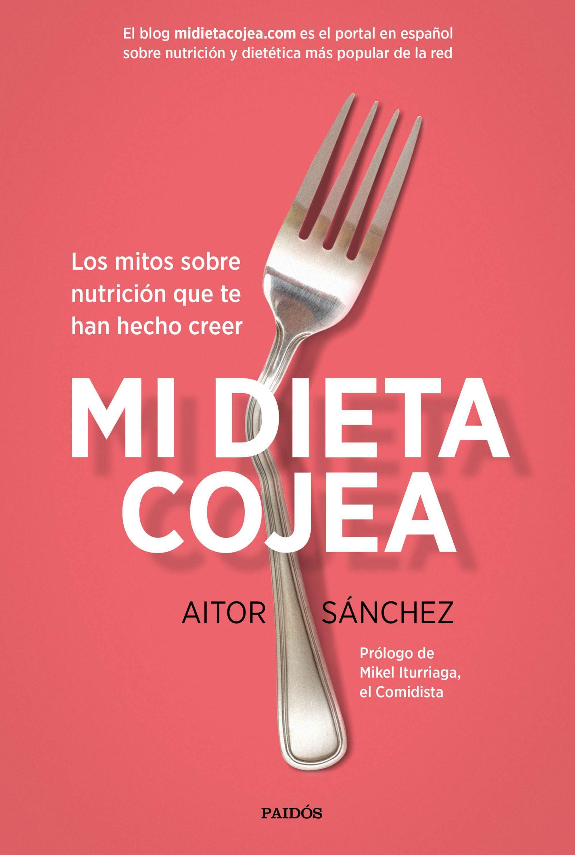 Libro Mi Dieta Cojea